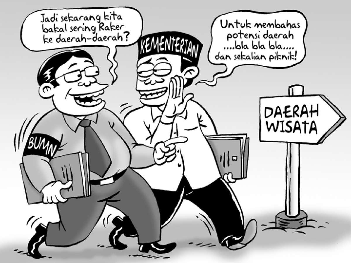 Benny Rachmadi - Ungkit Ekonomi Sektor Wisata