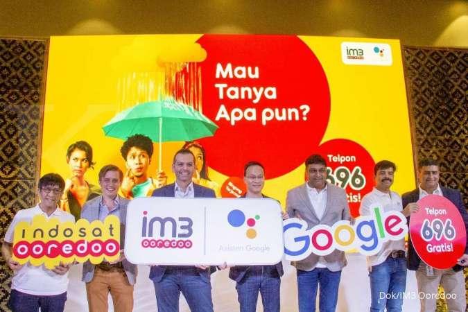 Kolaborasi IM3 Ooredoo dan Google Berikan Kemudahan Akses Informasi melalui Panggilan Telpon Gratis