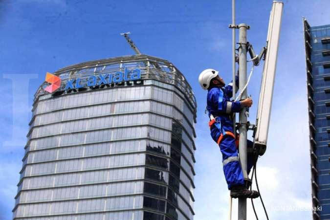 EXCL CENT Ini fokus XL Axiata (EXCL) setelah menjual 2.431 menara