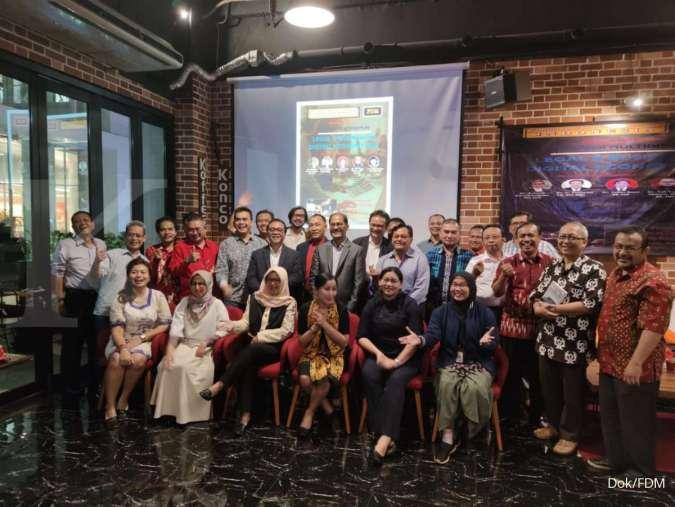 Menurut FDM, ini kunci untuk Indonesia maju di era digital