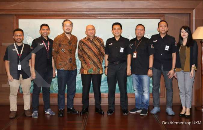 Dorong UKM naik kelas, Smesco Indonesia dan Telkom sepakat buat paltform hi-tech