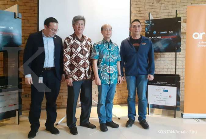 Computrade Technology International optimistis bisnis digital akan makin melonjak