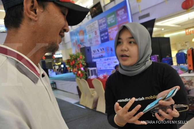 Bank syariah mulai menuai hasil dari transformasi digital