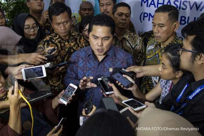 Erick Tohir: Kader Parpol jadi komisaris BUMN tidak melanggar aturan