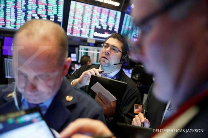 Wall Street mulai pulih dari aksi jual, investor masih waspada