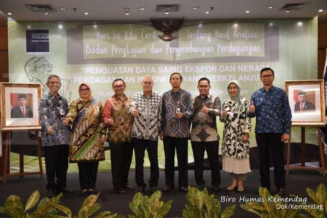 Dorong Neraca Perdagangan Indonesia, Kemendag Gelar Diseminasi Hasil Analisis Perdagangan