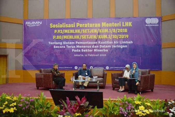 Sucofindo Dukung KLHK melalui Penyedia Solusi Teknologi Sparing