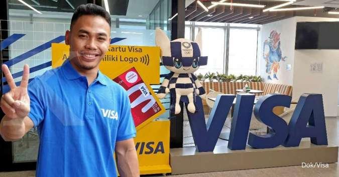 Visa Sambut Eko Yuli Irawan, Juara Dunia Angkat Besi dari Indonesia Bergabung Dalam Team Visa