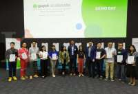Gojek Xcelerate batch 3 menyaring sembilan start up di ajang demo day