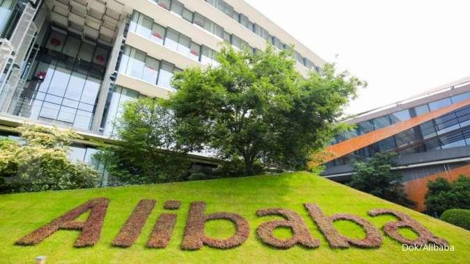 Alibaba Group Umumkan  Laporan Keuangan Kuartal yang Berakhir Desember 2019