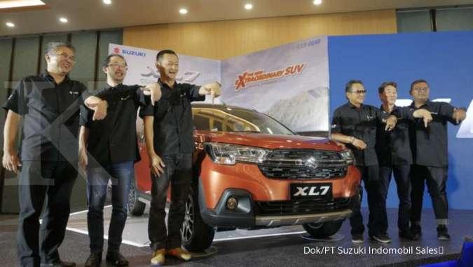 Peluncuran Global Suzuki XL7 di Indonesia