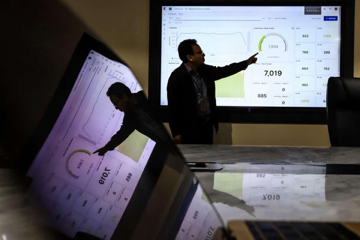 Sensus penduduk 2020 berbasis online