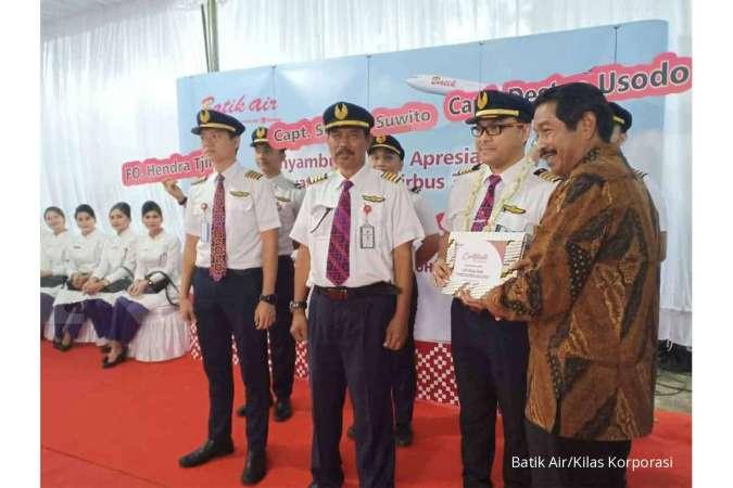 KIlas korporasi Batik Air - Kontan Adv Online