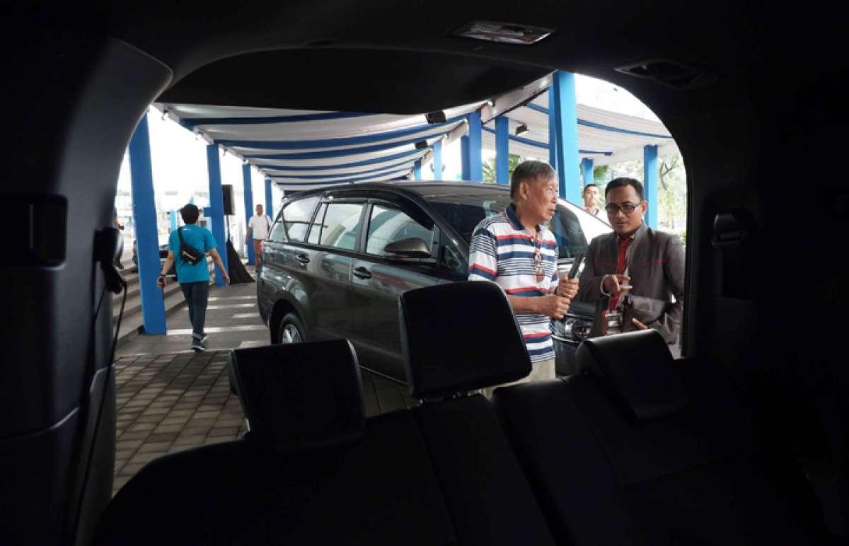 Pameran otomotif Astra Auto Fest 2020