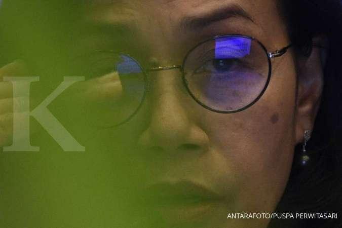 Virus corona, Sri Mulyani: Ekonomi China turun 1%, dampaknya RI bisa turun 0,3%-0,6%
