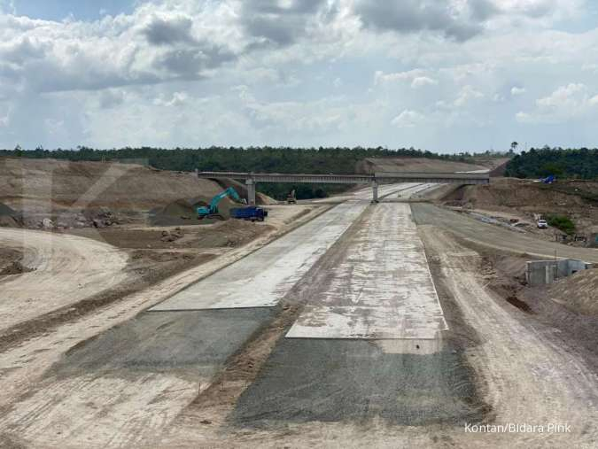 Ini Progres Pembangunan Jalan Tol Sigli Banda Aceh Yang Ditargetkan Rampung 2021