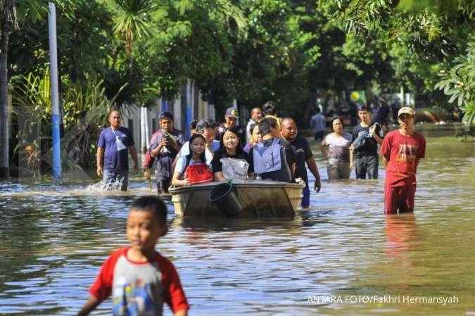 Jakarta banjir lagi! Ini tips agar Anda tak sampai jatuh sakit