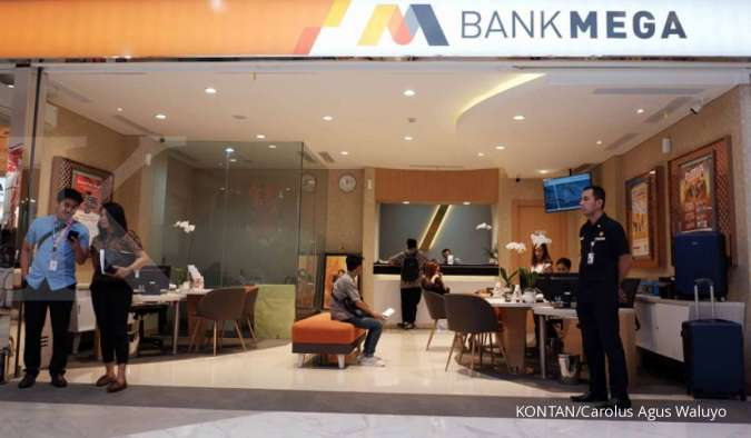 MEGA Bank Mega (MEGA) bagikan dividen Rp 143,79 per saham, ini jadwalnya
