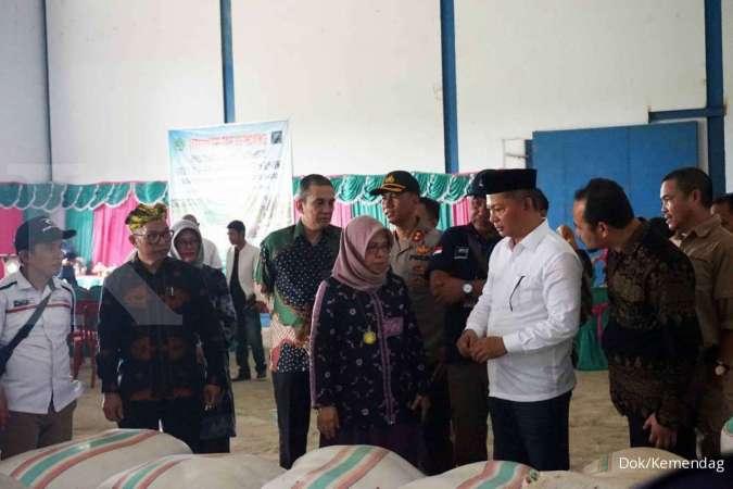 Kontribusi bagi Ketahanan Pangan Nasional,  Kabupaten Konawe Implementasikan Gudang SRG