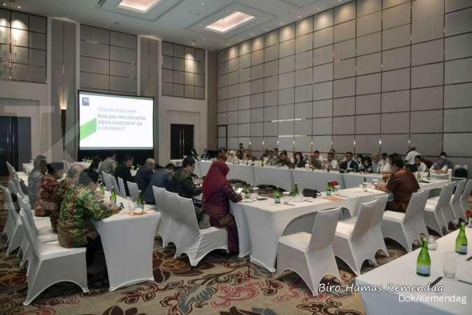 Dalami Substansi ASEAN Agreement on E-Commerce,  Kemendag Gelar FGD Bersama Komisi VI DPR RI