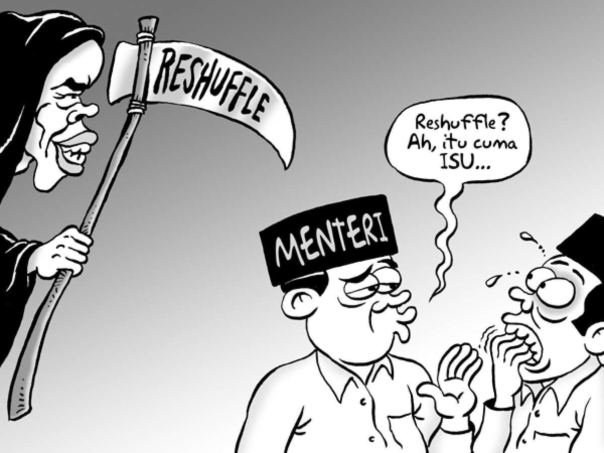 Benny Rachmadi - Reshuffle Kabinet..?