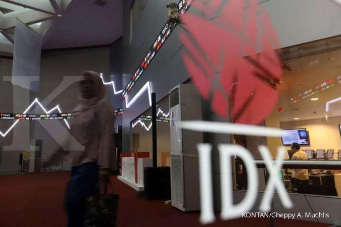 IHSG menguat, saham-saham ini banyak dilepas asing