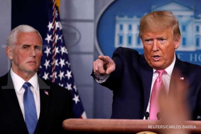 Donald Trump: Yang terjadi sekarang bukan krisis k