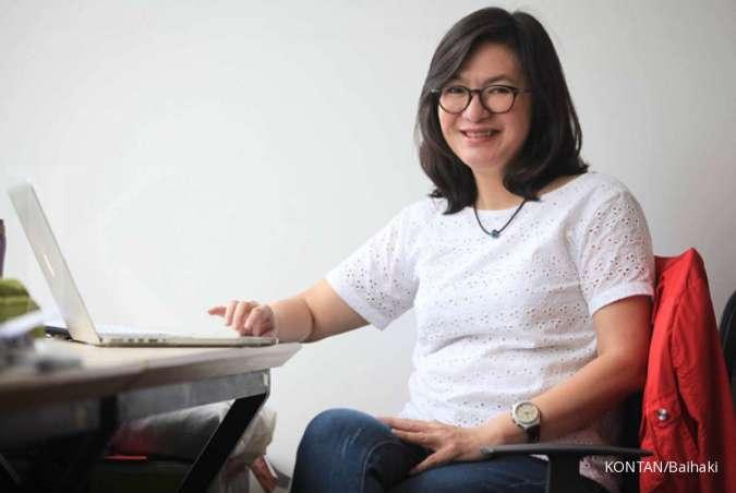 PGJO Ini strategi investasi Claudia Ingkiriwang, Direktur Utama Pigijo di pasar finansial