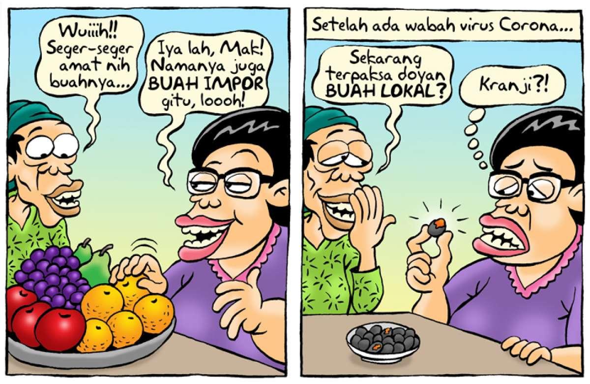 Benny Rachmadi - Buah Impor Langka