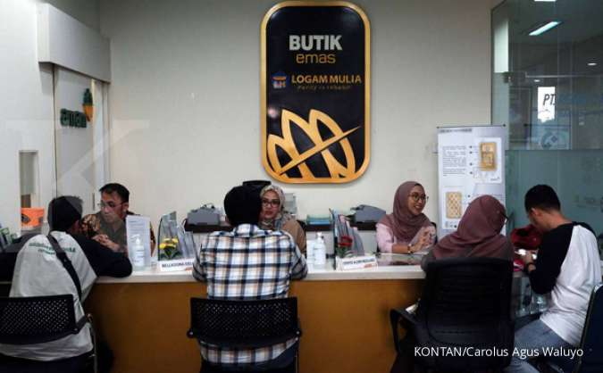 Antisipasi Wabah Corona, Antam (ANTM) Menonaktifkan Butik Emas Logam Mulia di Jakarta