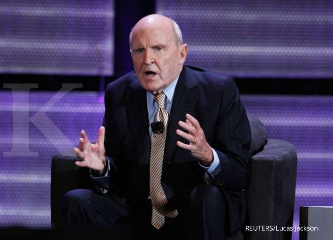 Jack Welch, CEO General Electric (GE) paling legendaris tutup usia