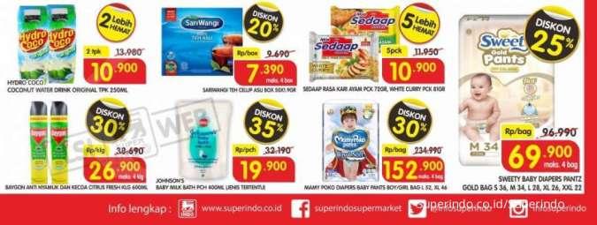 Promo Superindo 2 -5 Maret 2020 5