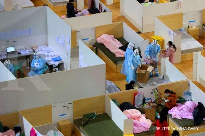 Belajar dari China: Jangan biarkan pasien corona m