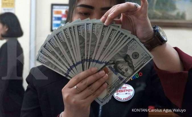 Kurs dollar-rupiah di Bank Mandiri hari ini Rabu 13 Januari 2021