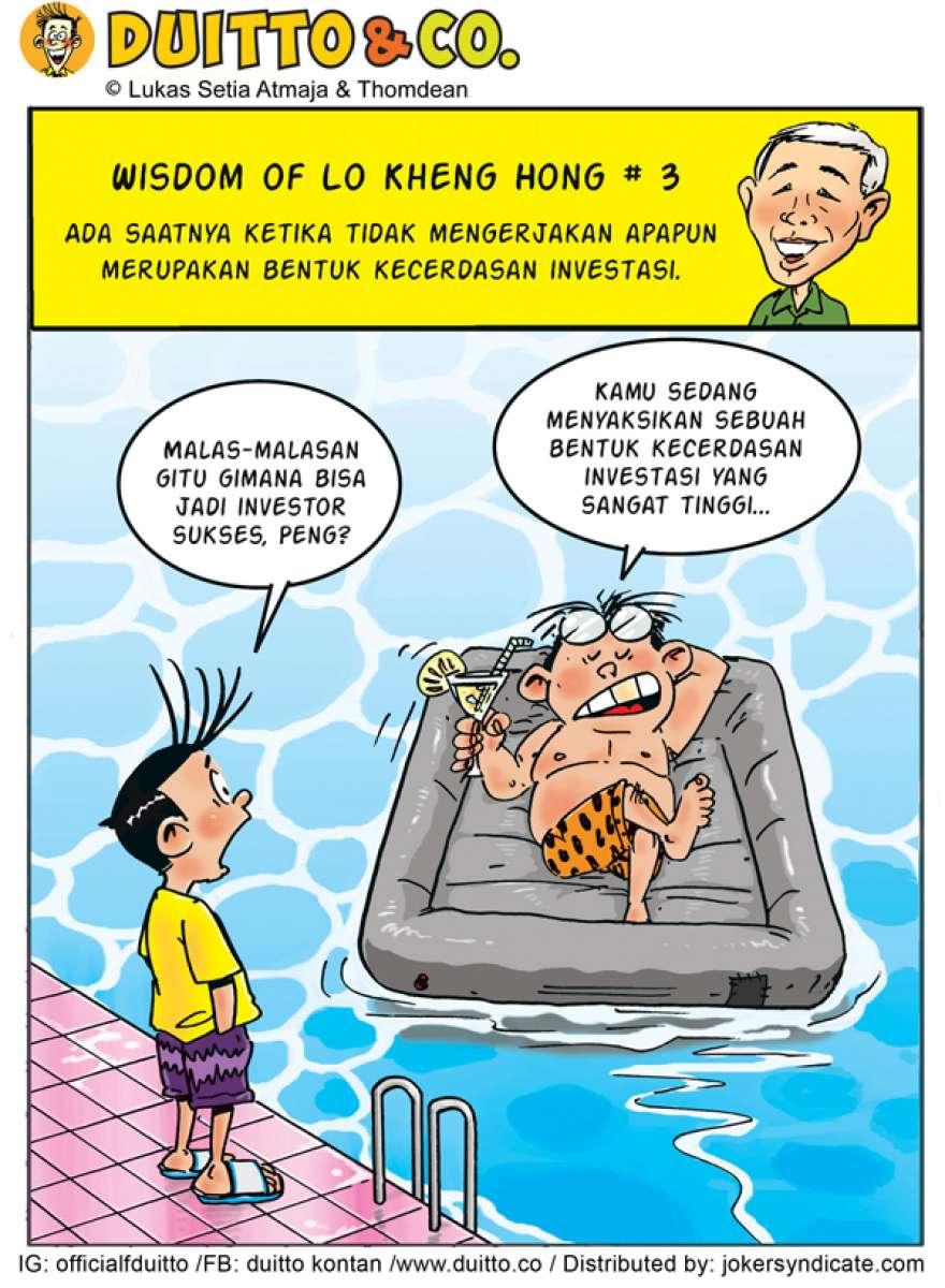 Wisdom of Lo Kheng Hong #3