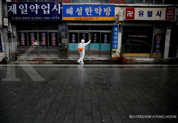 Melambat 11 Hari Terakhir Kasus Virus Corona Di Korea Selatan Melonjak Lagi