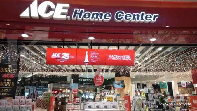 ACES Sudah ada buyback, harga saham Ace Hardware (ACES) masih terus terkoreksi