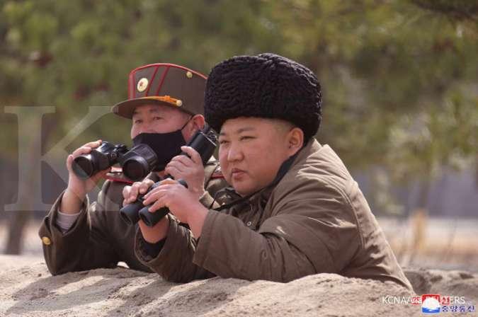 ILUSTRASI. Pemimpin Korut Kim Jong Un.