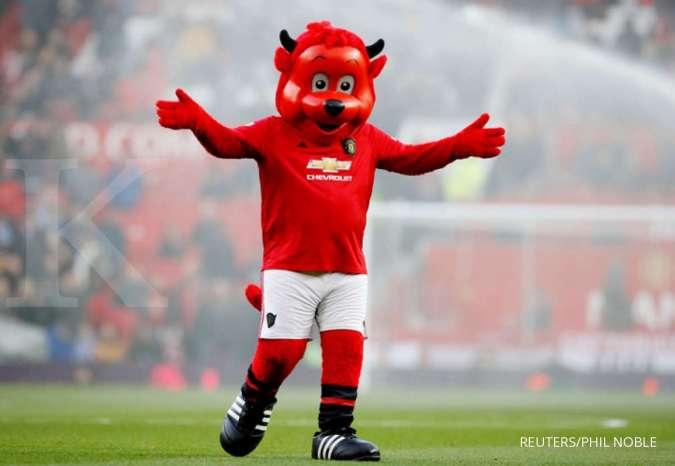 Manajer Stoke City positif corona, Manchester United batal lakukan uji tanding