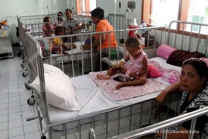 Ini penyebab kasus DBD di Gresik, Jawa Timur turun drastis