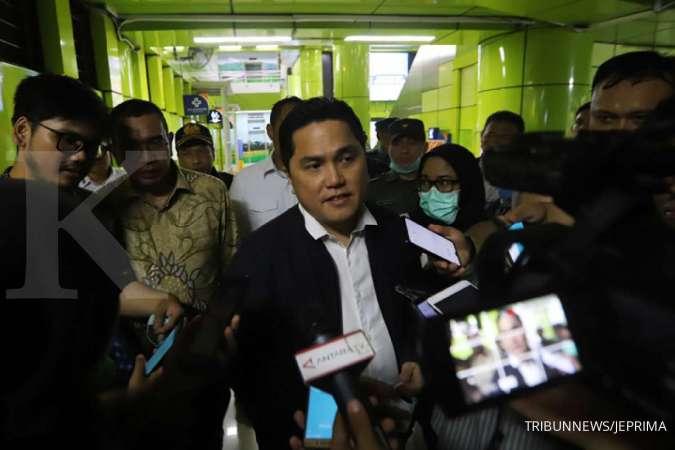 Erick Thohir angkat tiga direktur baru Angkasa Pura I