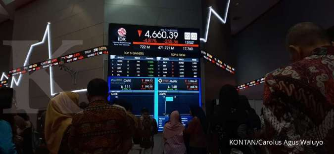 Ini rekomendasi saham ADRO, INKP, dan CTRA untuk Selasa (17/3)