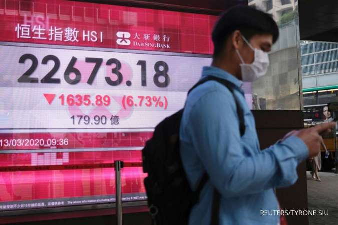 Asian Stocks Set to Rise after Mixed Wall Street Session