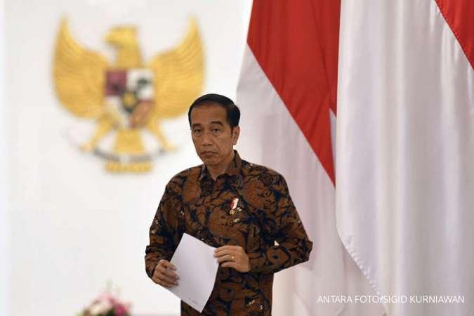Presiden Jokowi umumkan darurat sipil dalam penanganan virus corona