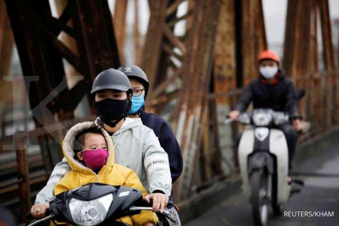 Efektifkah masker kain buatan sendiri untuk mencegah infeksi virus corona?