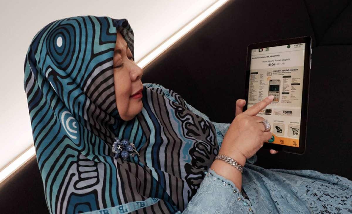 Pelunasan biaya haji melalui aplikasi online