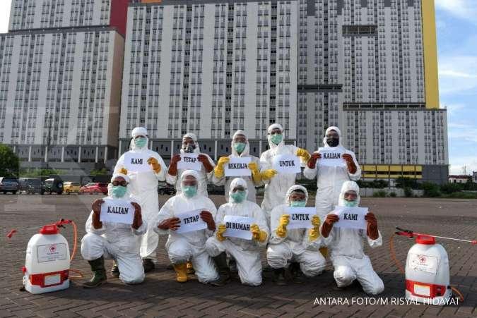 UPDATE corona di Indonesia: Tambah 81 total 450 kasus, 38 meninggal, 20 sembuh
