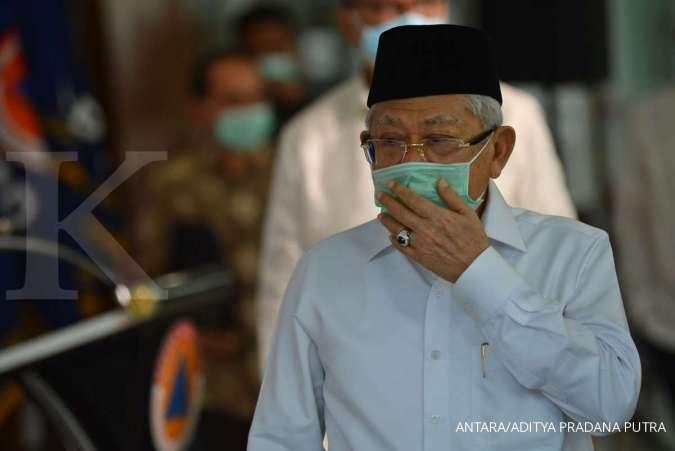 Wapres Ma'ruf Amin ingatkan silaturahmi dengan manfaatkan teknologi saat pandemi
