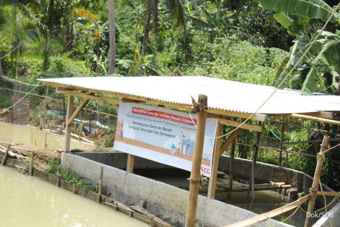 Dukung Gaya Hidup Sehat Dalam Upaya Pencegahan Sebaran Covid-19, SCG Wujudkan Fasilitas Bagi Warga Sukabumi