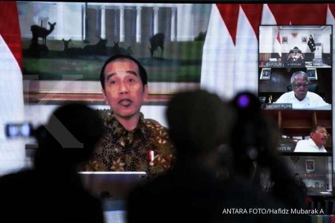 Jokowi putuskan beri bansos Rp 600.000 per bulan, ini yang berhak menerima